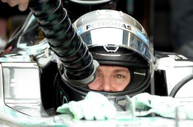 Последнюю тренировку перед Гран-при Абу-Даби выиграл Нико Росберг