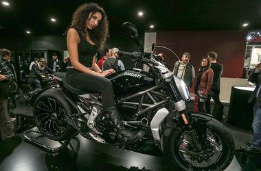 Назван самый красивый мотоцикл года