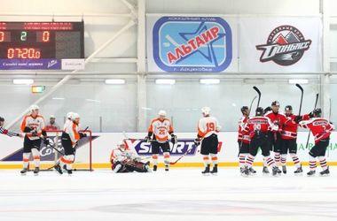 Где смотреть матчи лидеров чемпионата Украины по хоккею
