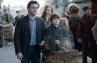 Джоан Роулинг объяснила, почему Гарри Поттер назвал сына в честь Снейпа