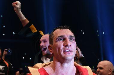 Кличко опустился на пятое место в рейтинге лучших боксеров мира