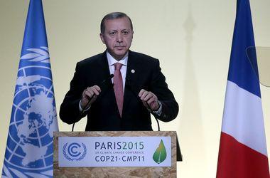 Эрдоган согласился уйти в отставку при подтверждении связи с ИГ