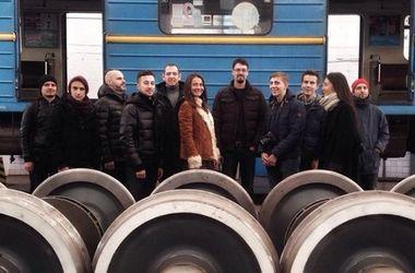 Метрополитен Киева открыл страницу в Instagram
