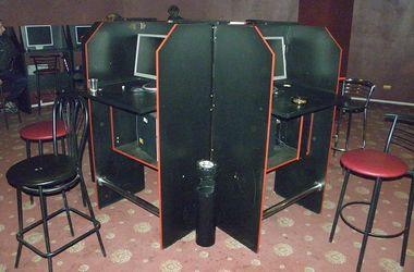 В Киеве полиция рассекретила подпольное казино