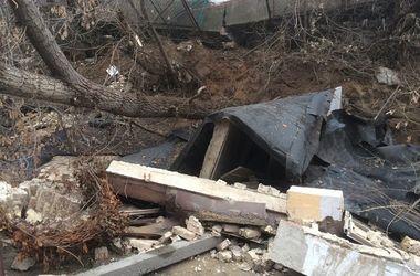 Подробности обвала дома в Киеве: жители проснулись от страшного грохота