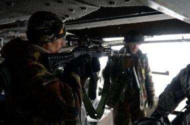 Боевики продолжают вести провокационный огонь на Донбассе