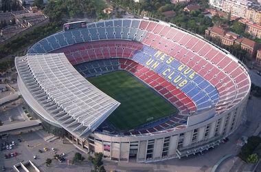"""Барселона"" продает название стадиона ""Камп Ноу"""