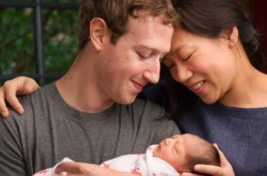 Цукерберг впервые стал отцом