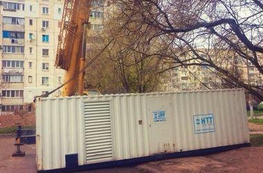 В Севастополе установили генераторы, но часть из них не работает
