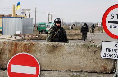 На границе с Крымом усилены меры безопасности