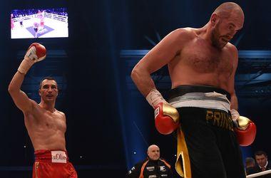 Официально: Владимир Кличко согласился на матч-реванш против Тайсона Фьюри