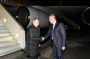 Под покровом ночи Путин запустил энергомост в Крым