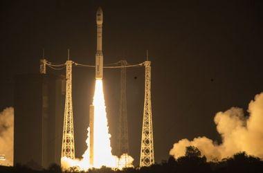 В космос запустили ракету Vega с украинским двигателем