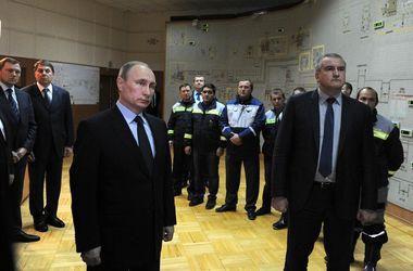 Планы Путина в Крыму: энергомост, газопровод и новые электростанции