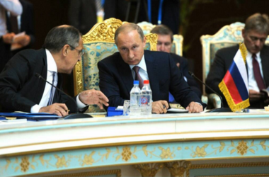 Путин объяснил сбитый Турцией Су-24 проклятием Аллаха