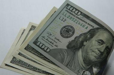 Курс доллара в Украине резко падает