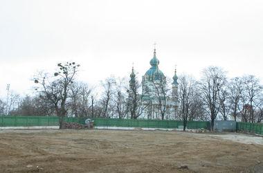 В Киеве презентуют восстановленный фундамент Десятинной церкви