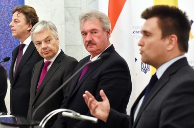 Климкин настаивает, что РФ предлагала Украине присоединиться к эмбарго против ЕС
