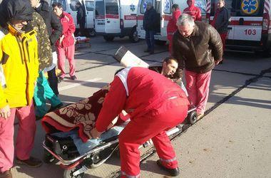 В Одессу прибыл борт с ранеными бойцами: нужны медикаменты