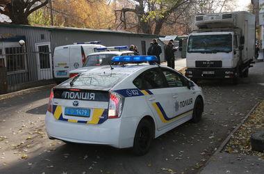 В Киеве задержали вора-иностранца