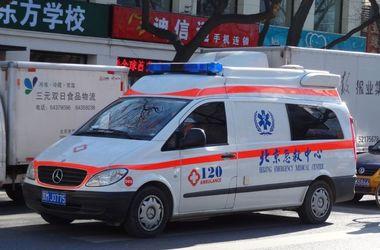 В Китае на заводе прогремел взрыв, есть жертвы