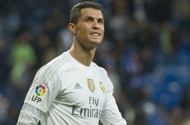 Криштиану Роналду вышел на третье место в списке бомбардиров чемпионата Испании за всю историю