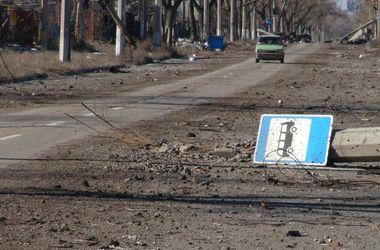 В Донецке не утихают боевые действия