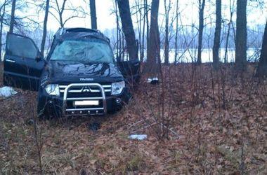 Смертельное ДТП в Полтавской области: автомобиль съехал в кювет и несколько раз перевернулся
