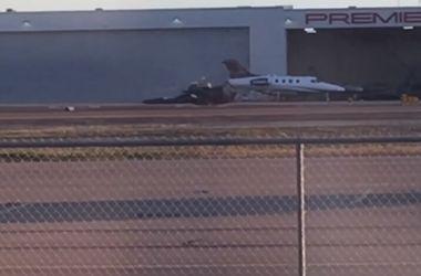 В Калифорнии в результате крушения вертолета погибло два человека