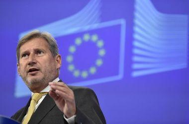 Еврокомиссар Хан назвал главную задачу для Украины