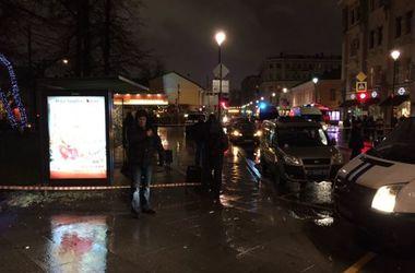 Взрыв в Москве: число пострадавших увеличилось до пяти