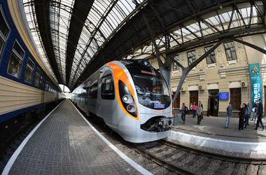 """Билеты на поезда """"Интерсити"""" могут стать дороже"""