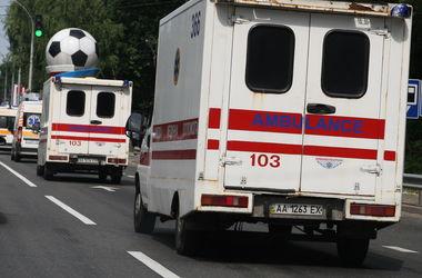 В Киеве из-за обогревателя загорелась квартира