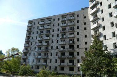 Переселенцы с Донбасса едут в город-призрак у непостроенной АЭС