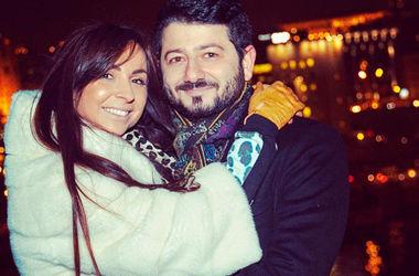 <p><span>Михаил Галустян с женой Викторией. Фото: instagram</span></p>