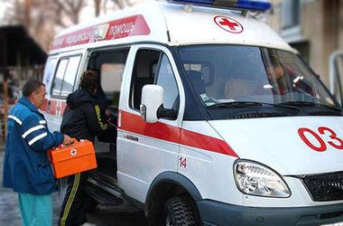 Во Львовской области с 5-этажа новостройки сорвался  строитель