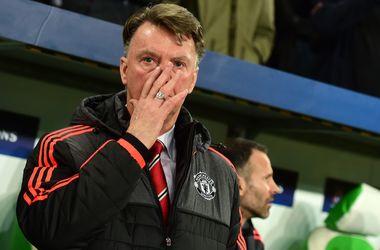"""""""Манчестер Юнайтед"""" может продлить контракт с ван Галом, несмотря на вылет из Лиги чемпионов"""