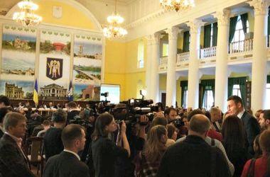 Кличко рассказал, кто станет первым замом городского головы Киева