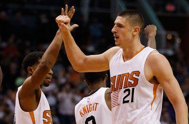 Украинец Лэнь установил личный рекорд результативности в НБА