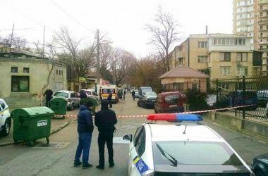 В Одессе боец 28-й мехбригады заблокировался в квартире и угрожал взорвать гранату