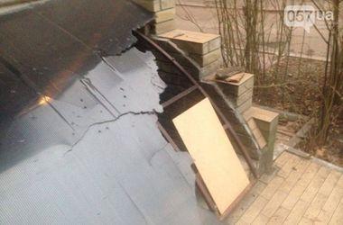 Подробности взрыва в Харькове: взорвалась граната