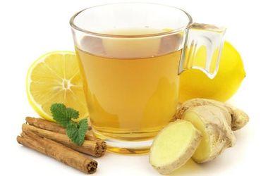 ТОП-5 напитков для больного горла