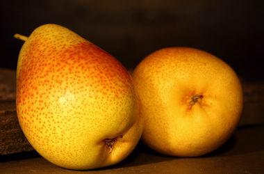 Одна груша в день спасает от ожирения - ученые