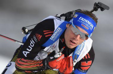 Немец Симон Шемпп выиграл спринт Кубка мира