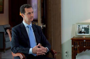 """Асад отказался вести переговоры """"с террористами"""""""