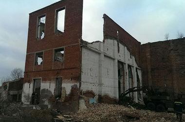 В Первомайске обрушился сахарный завод: погибли 2 человека