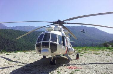 На съемках шоу в Аргентине разбился вертолет