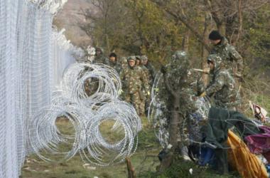Латвия строит забор на границе с Россией