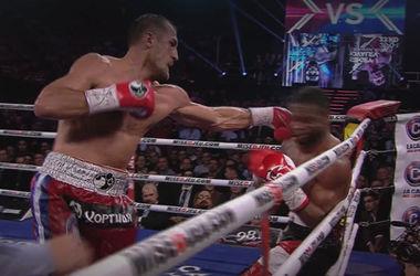 Боксеры Ковалев и Паскаль поспорили на 50 тысяч долларов