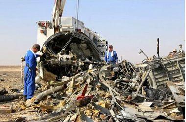 Российский самолет Airbus A321 подорвали пластичной взрывчаткой - СМИ